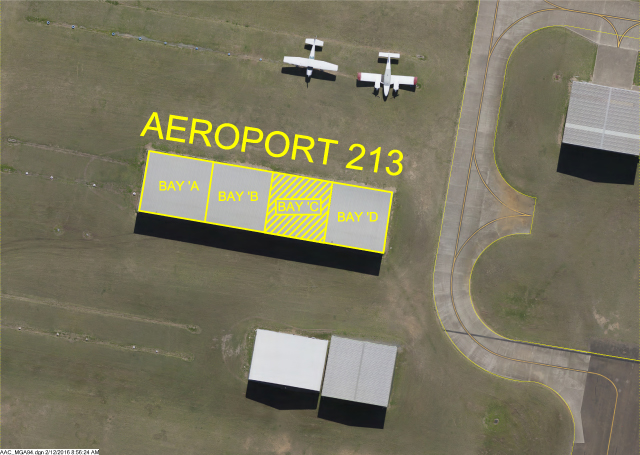 Aeroport 213 - Bay C